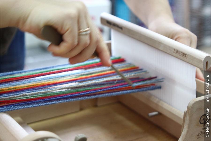 Как сделать простейшие ткацкие станки для домашнего рукоделия